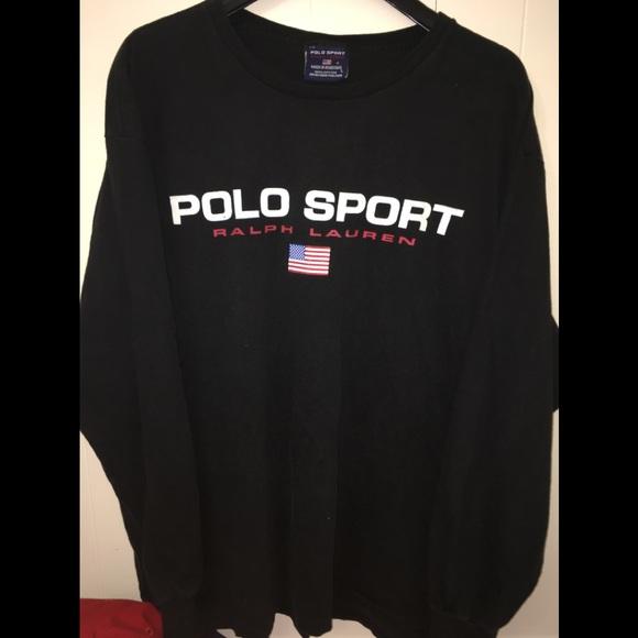 Sport Vintage Lauren Ralph Shirt Polo 5L4Ajq3R